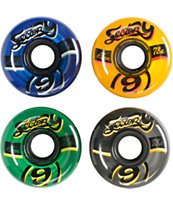 Sector 9 Nineball 65mm Skateboard Wheels
