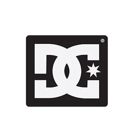 DC Blackstar Sticker