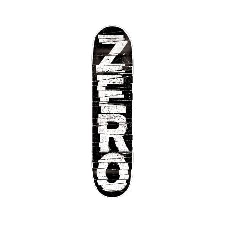 Zero Cutter 7.625 Skateboard Deck