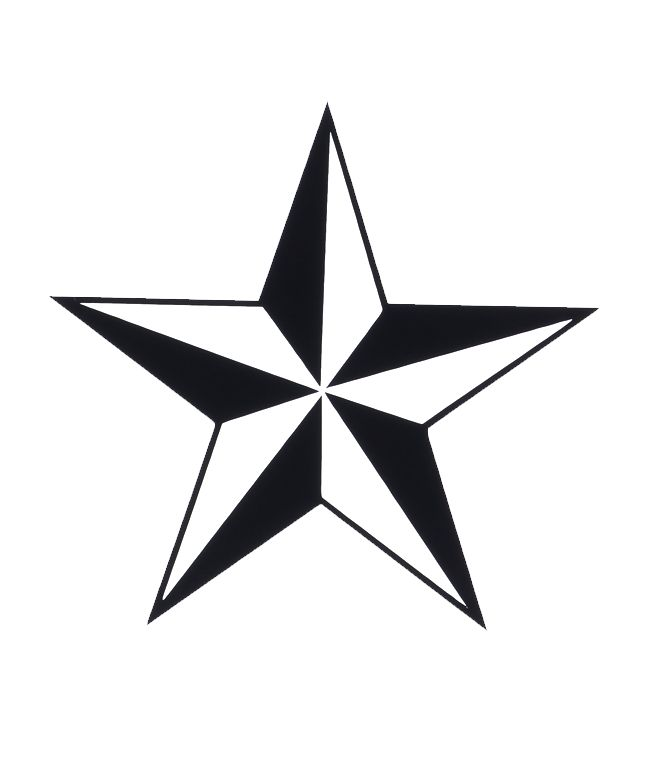 Nautical Star DieCut at Zumiez PDP
