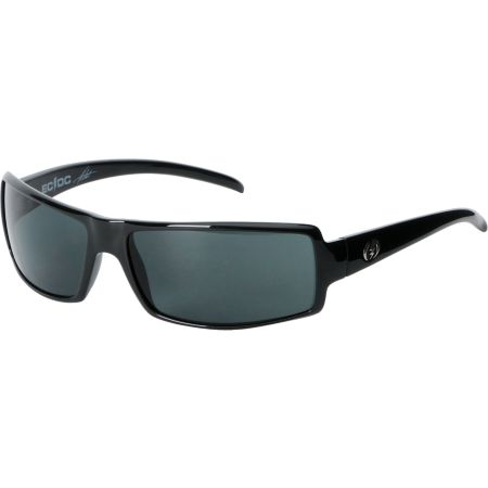 Electric EC/DC Gloss Black & Grey Sunglasses