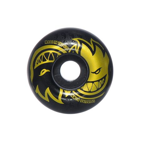 Spitfire Eternal Black 53mm Skateboard Wheels