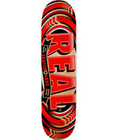 Real Renew Red 7.81 Skateboard Deck