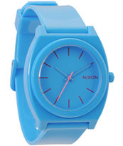 Nixon Time Teller Bright Blue Watch
