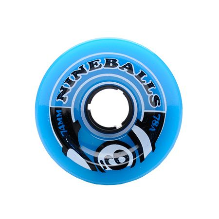 Sector 9 Nineball 74mm Skateboard Wheels