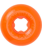 Ricta Natural Orange 51mm Skateboard Wheels