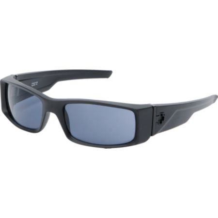 Spy Sunglasses Hielo Matte Black Sunglasses