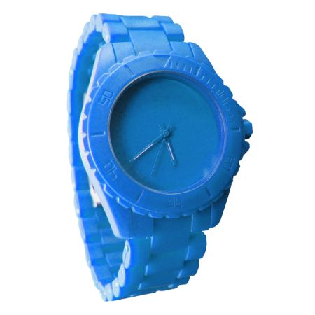 KR3W Phantom Blue Analog Watch