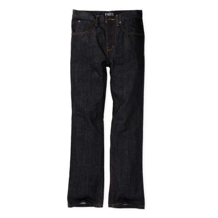 Free World Boys Messenger Raw Skinny Jeans
