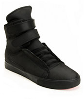 Supra Red Carpet Edition TK Society Tuf Black Shoe