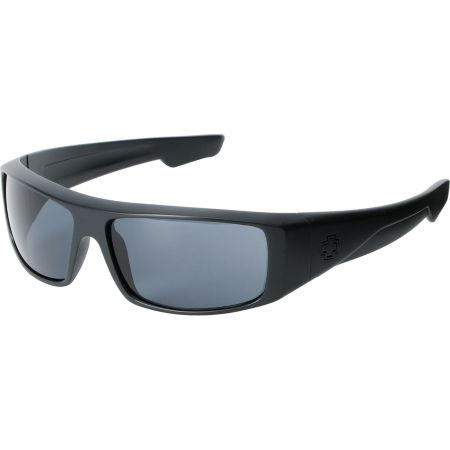 Spy Sunglasses Logan Matte Black Sunglasses