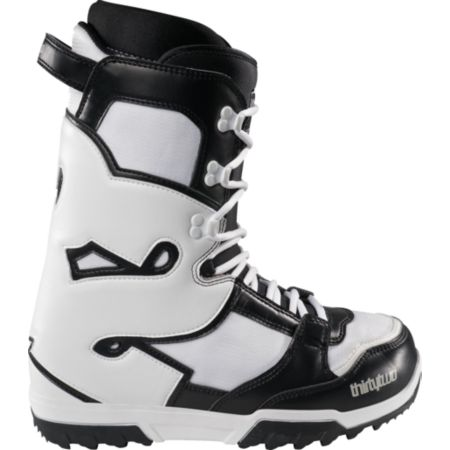 Thirtytwo Exus Black & White 2011 Snowboard Boots