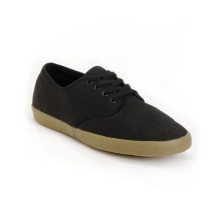 Emerica Wino Black & Gum Shoe
