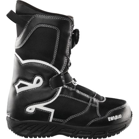Thirtytwo Kids Boa Black 2011 Kids Snowboard Boots