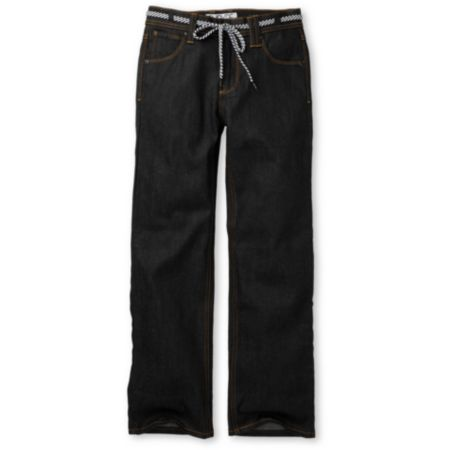 Empyre Boys Skeletor Ink Slim Jeans