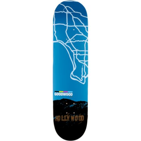 Goodwood Los Angeles 7.6 Skateboard Deck