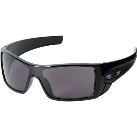 Oakley Batwolf Polished Black & Grey Sunglasses