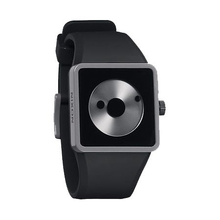 Nixon Newton Black & Grey Analog Watch