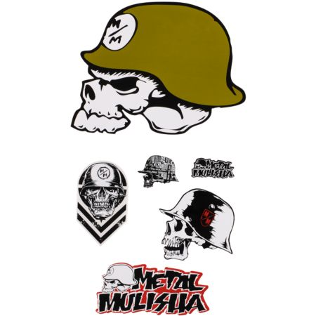 Metal Mulisha Sticker Pack