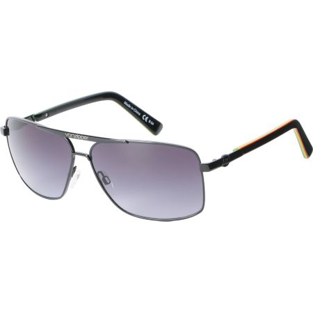 Von Zipper Stache Black Vibrations Gradient Sunglasses