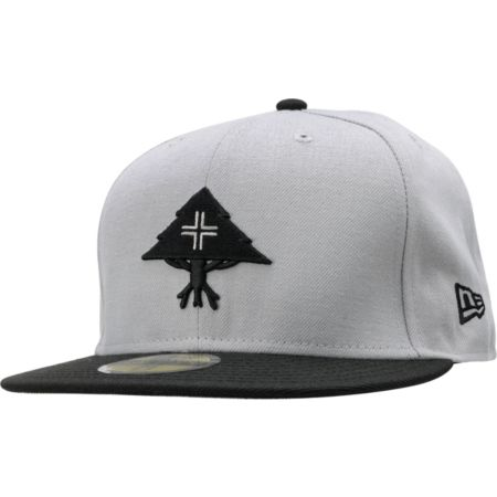 LRG CC Tree Grey Fitted 59Fifty New Era Hat