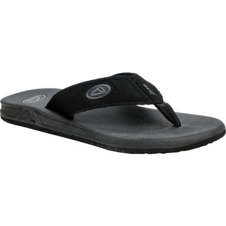 Reef Phantom Black Sandals