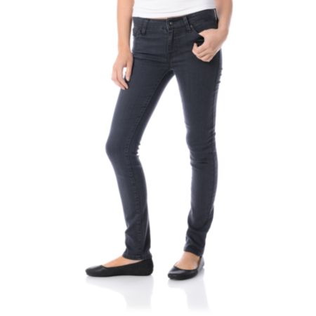 Empyre Girls Logan Charcoal Jeggings