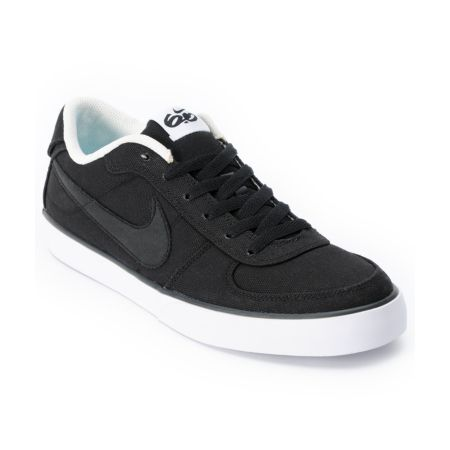 Nike 6.0 Mavrk Black Canvas Shoe