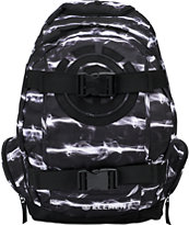 Element Old Smokey Black & White Skate Backpack