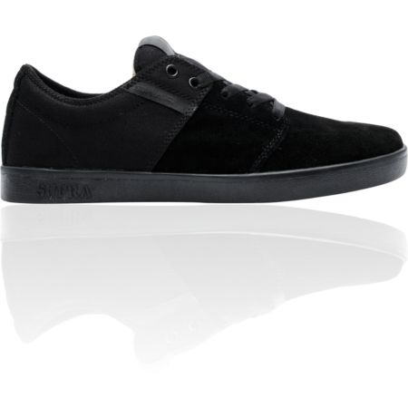 Supra TK Stacks Black Skate Shoe