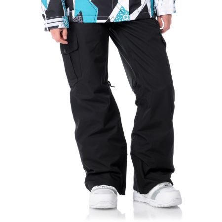 Empyre Girls 2012 Hoodwink Black 10K Snowboard Pants