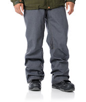 Empyre Skeletor Denim 10K 2012 Guys Snowboard Pants