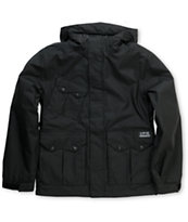 Empyre Descender 2012 Kids Black 10K Snowboard Jacket