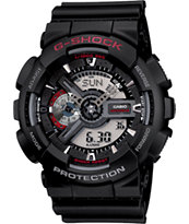 G-Shock GA110-1A Antimagnetic Black Watch