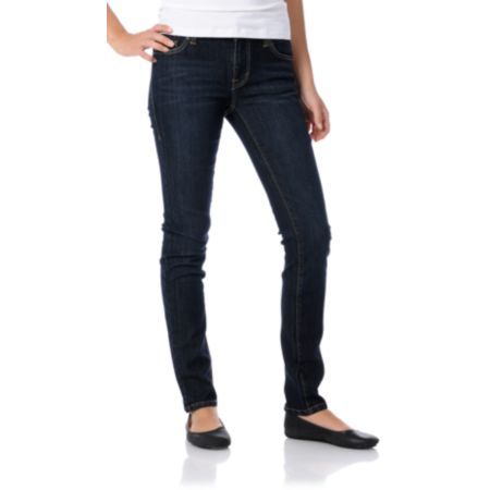 Empyre Girls Logan Dark Indigo Jeggings