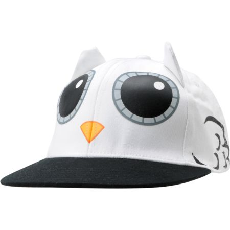 Neff Hootie White Owl Animal Hat