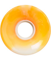 OJ III Hot Juice Orange Swirl 60mm Longboard Wheels