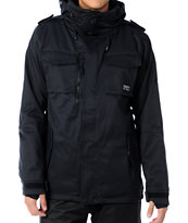 686 M-65 2012 Black 10K Guys Snowboard Jacket