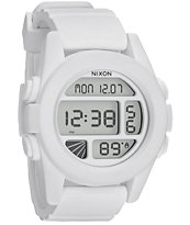 Nixon Unit White Digital Watch