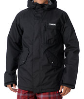 Burton Such A Deal 10K Black 2012 Guys Snowboard Jacket