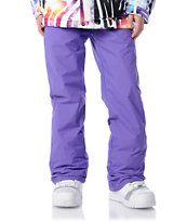 Volcom Girls Dame Purple Heart 2012 Snowboard Pants