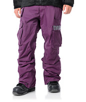 Thirtytwo Blahzay 10K Purple 2012 Guys Snowboard Pants