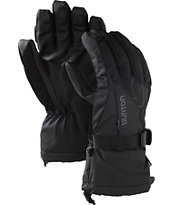 Burton GORE-TEX 2012 Guys Black Under Gloves