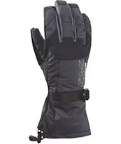 Dakine Scout 2012 Guys Black Stripe Gloves