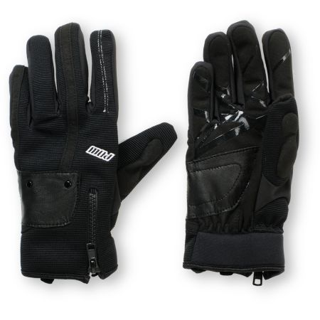 Pow Barker Black 10K Snowboard Gloves