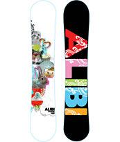 Alibi Rogue 144cm 2012 Women's Snowboard