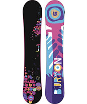 Burton Feather 152cm Mid Wide 2012 Girls Snowboard