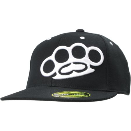 SRH Brass Knuckle Black 210 Fitted Hat
