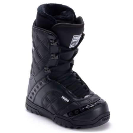 Thirtytwo Exus Black 2012 Girls Snowboard Boots
