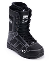 Thirtytwo Exus Black 2012 Guys Snowboard Boots